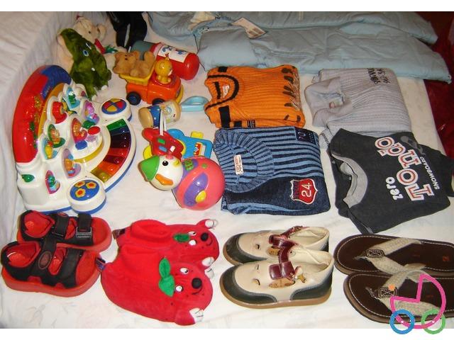 abbastanza economico personalizzate carina Abbigliamento bambino da 0 mesi a 14 anni Roma - Bacheca Bimbi