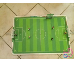 CAMPO DI CALCIO.  PLAYMOBIL