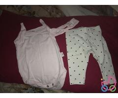 100 capi di abbigliamento 0/18 mesi