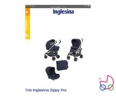 Trio Inglesina Zippy Pro Blu