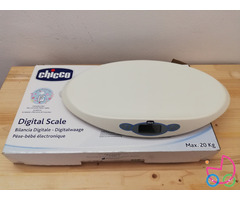 Bilancia digitale Chicco